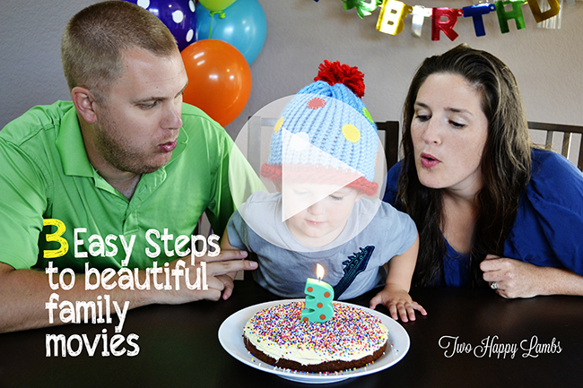 3 easy steps family movies two happy lambs blog